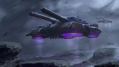 Летающий танк «Вулкан». Сценарий аудиокниги