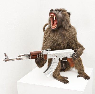 Проект «Безумная обезьяна». Сценарий компьютерной игры и аудиокниги