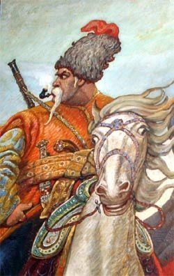 Гоголь Николай. Тарас Бульба (повесть)