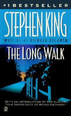 Кинг Стивен. Длинный путь (Долгая прогулка) (роман)
