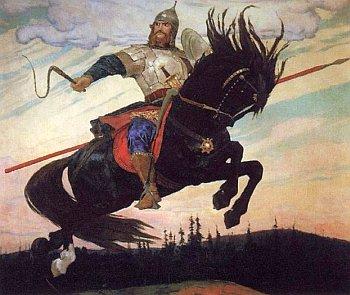 Илья Муромец (русская народная былина)